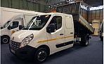 Renault Trucks Master Châssis Cabine DC