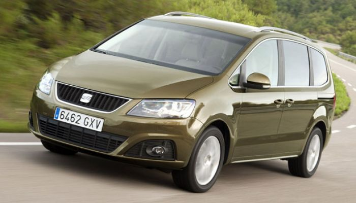 lld seat alhambra seat alhambra en lld location longue. Black Bedroom Furniture Sets. Home Design Ideas